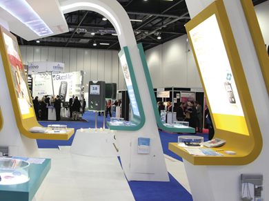 Exhibition Stand Attractors : Blog exhibition stand monitor