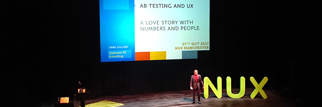 NUX Conference image